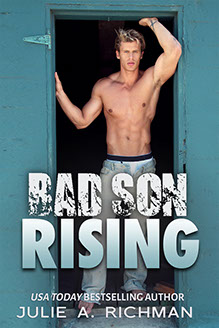 Bad Son Rising cover